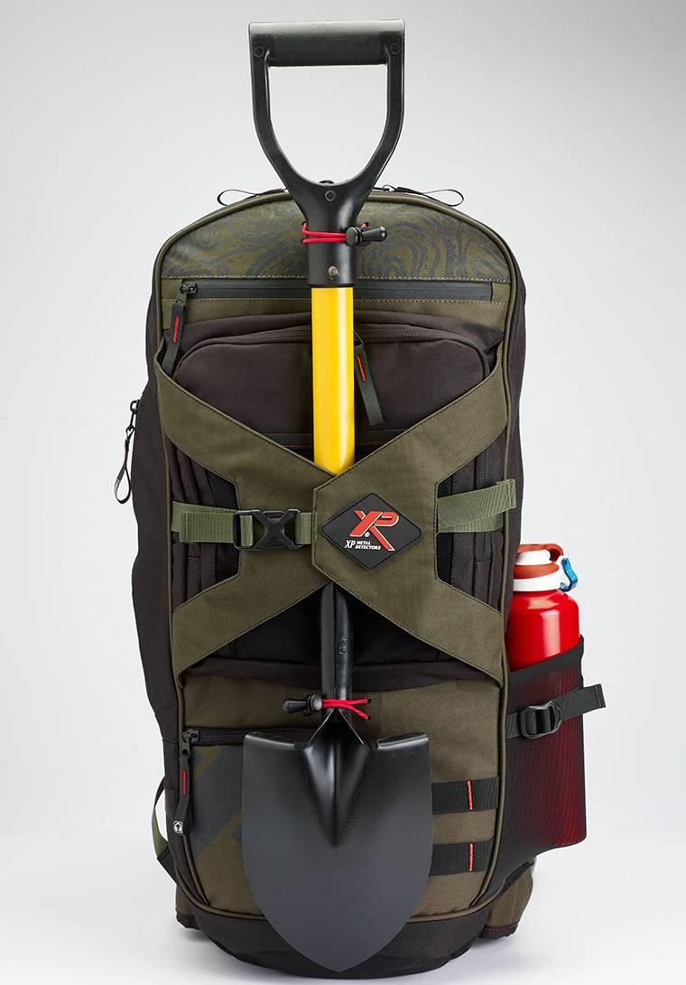 XP Profi Rucksack + Fundtasche Set für DEUS und ORX