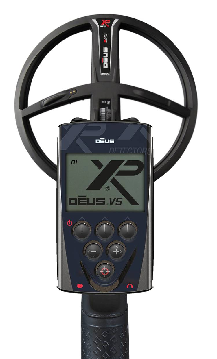 XP DEUS X35 22 RC