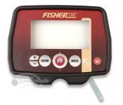 Fisher Bedienpanel (Touch-Pad) für F44