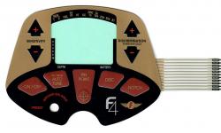 Fisher Bedienpanel (Touch-Pad) für F4
