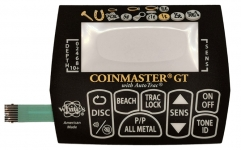 Whites Bedienpanel Coinmaster GT