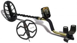 Fisher Gold Bug DP + 34cm Doppel-D Tiefensuchspule Karma
