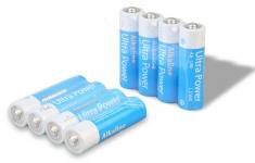 Mignon Batterien 4 x 1,5 Volt