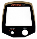 Fisher F75 Display-Folienblende