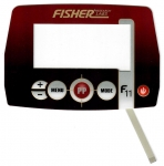 Fisher Bedienpanel (Touch-Pad) für F11