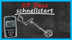 Schnellstart XP Deus