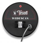 Tesoro Suchspule 15cm Doppel-D für 4-Pin Anschluß