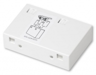 Whites Batteriebox für TM808 + Eagle Spectrum