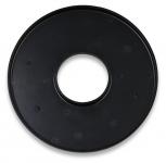 Tesoro Spulenschutz 20cm schwarz/dunkelbraun